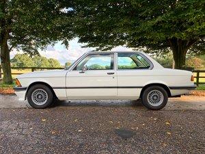 1978 BMW E21 323I [A]  For Sale