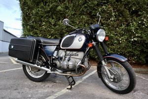 1975 BMW R60/6 600cc With Matching Number