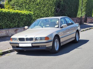1998 Bmw 7 series 740i e38 low mileage 2 owners For Sale