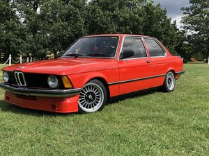 1981 BMW E21 For Sale