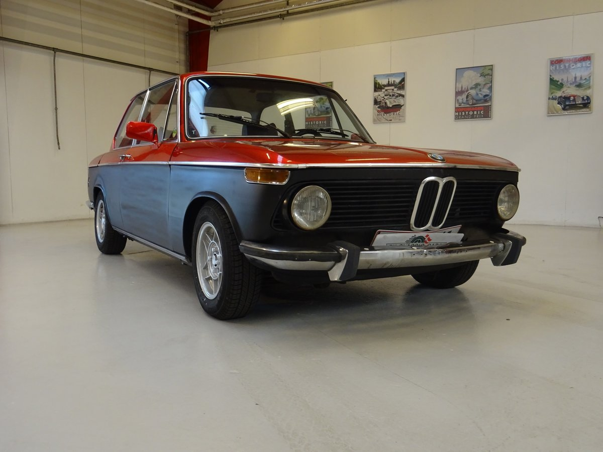 1975 BMW 2002 Tii For Sale (picture 1 of 6)