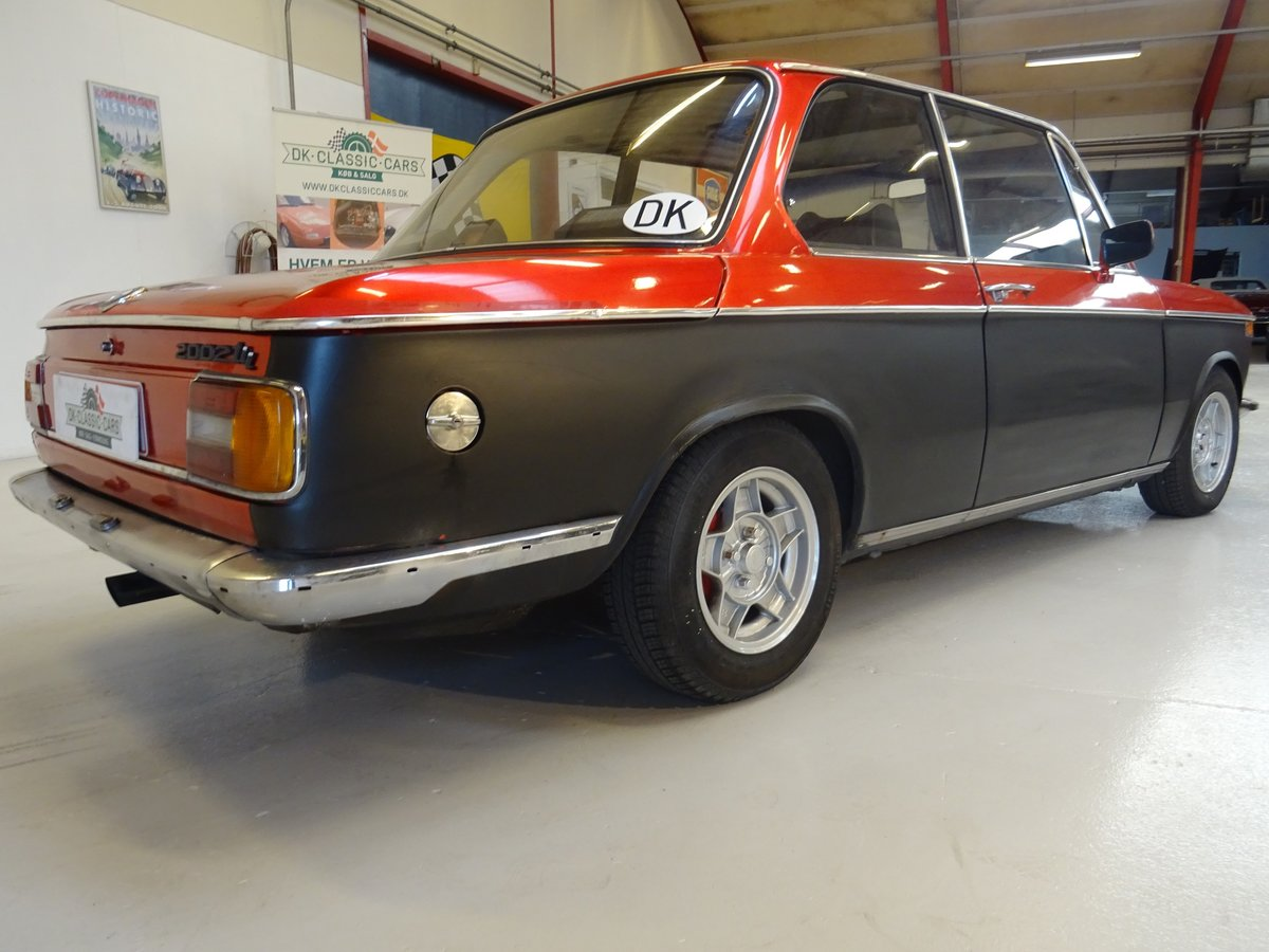 1975 BMW 2002 Tii For Sale (picture 2 of 6)