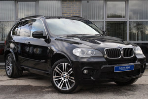 2011 61 BMW X5 XDRIVE40D M SPORT AUTO For Sale