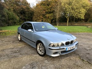 2001 M5 Rare low mileage classic. For Sale