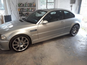 2003 Bmw m3 coupe manual