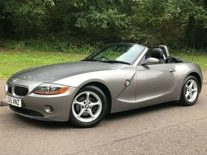 2005 BMW Z4 Roadster / SOFT TOP CONVERTIBLE