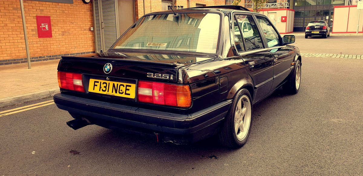 1988 Bmw e30 325i 89k Manual For Sale | Car And Classic