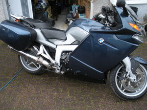 2006 BMW K1200 GT For Sale