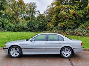 1999 BMW 728i Auto.. E38 Series.. Low Miles & FSH SOLD