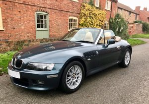 1999 BMW Z3 2.8 Orinoco Edition 55k miles - Every Bill! For Sale