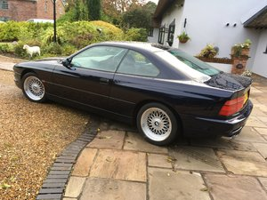 BMW 850 CSI Coupe - 2 former keepers - 1994 M reg