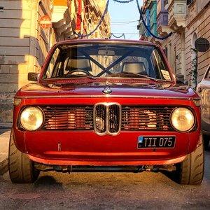 1975 BMW 2002 Tii LUX RHD