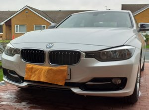2012 Super BMW 3 series 320d sport