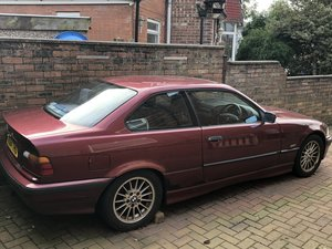 1995 BMW 328i e36 coupe lsd long mot