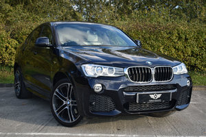 2016 BMW X4 2.0D XDrive M Sport (16) SOLD