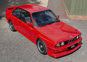 1989 BMW E30 M3 Ravaglia 53,000 miles For Sale