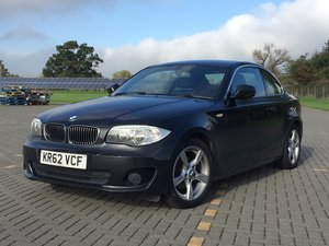 2012 BMW 118d Exclusive Edotion 2dr Coupe