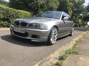 2004 e46 bmw 325ci msport auto 109k ispiri allo 54 For Sale