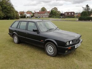 1990 BMW E30 318i Touring NO RESERVE at ACA 2nd November