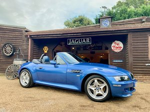 1999 BMW Z3M ROADSTER. 38,000 MILES! SOLD