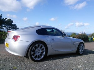2006 BMW Z4 Coupe 3.0 si Sport stunning condition