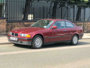 1993 BMW 318IS Coupe, 13,000 miles, Two Owners from New! For Sale
