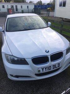 2010 BMW  3 SERIES  DIESEL SOLD