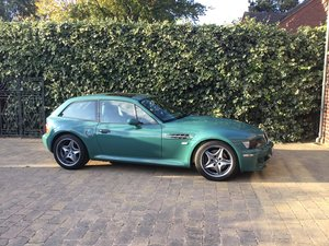 1998 Bmw Z3m coupe Rare forest green