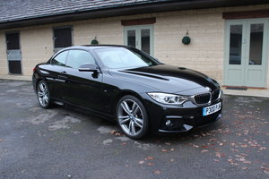 2015 BMW 420D M SPORT CAB AUTO For Sale