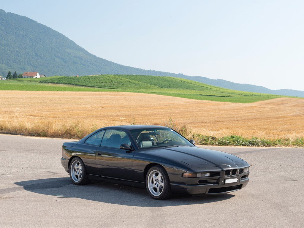 1994 BMW 850 CSi  For Sale by Auction (picture 1 of 6)