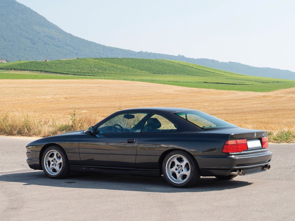 1994 BMW 850 CSi  For Sale by Auction (picture 2 of 6)