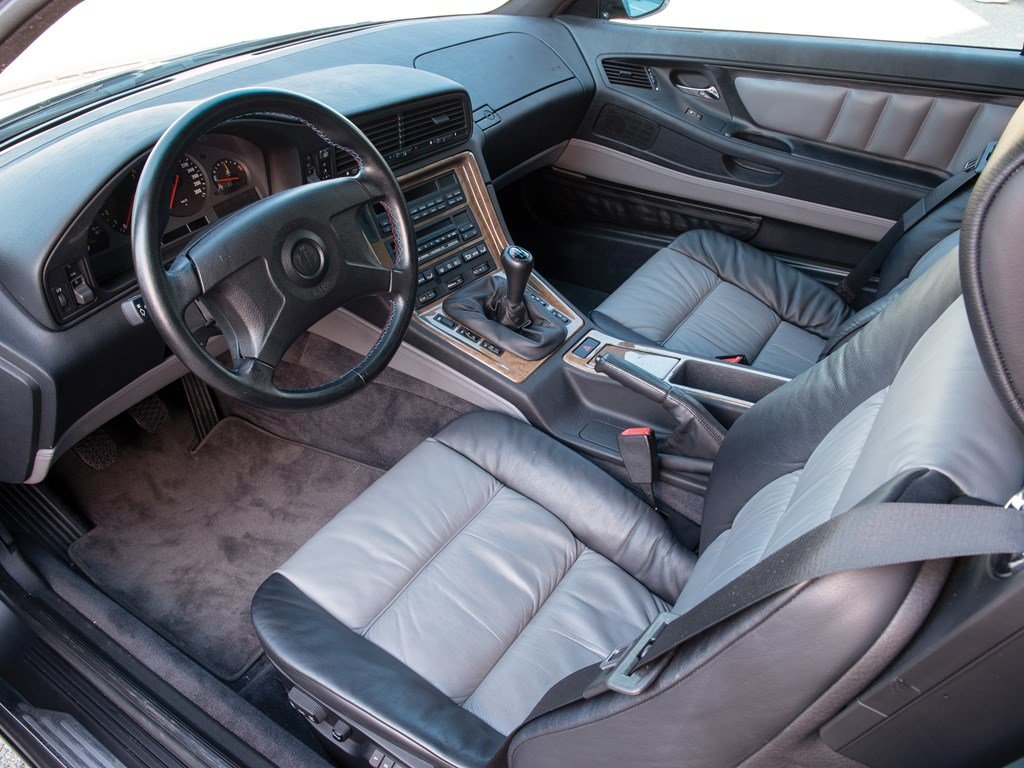 1994 BMW 850 CSi  For Sale by Auction (picture 4 of 6)