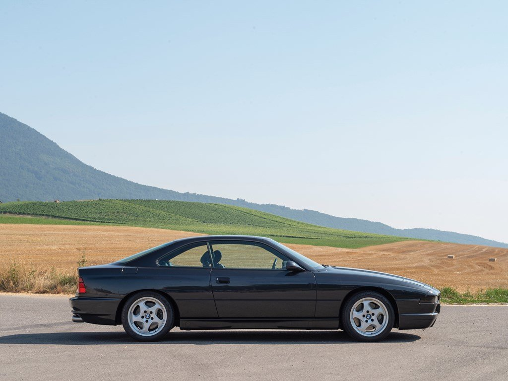 1994 BMW 850 CSi  For Sale by Auction (picture 5 of 6)