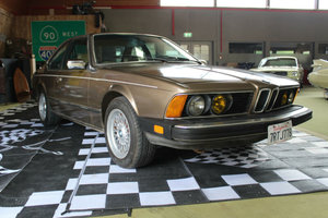 BMW 633CSi - '84 - **CA-Import**
