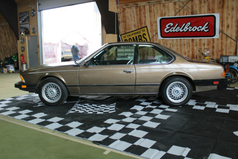 1984 BMW 633CSi - '84 - **CA-Import** For Sale (picture 2 of 6)