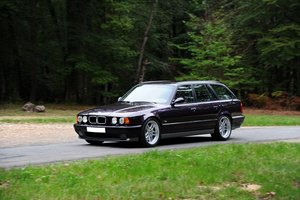 """1995 – BMW M5 Touring EVO """"Individual"""" For Sale by Auction"""