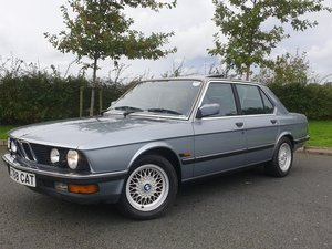1985 BMW 528i  only 29000k For Sale