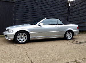 2001 BMW 3 SERIES 2.2 320 CI CONVERTIBLE ( PX Clearance )