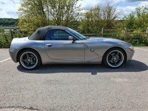 2005 BMW 3.0i SMG Z4 63,000mls FSH