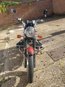 1980 BMW R80/7  - very good condition