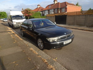 2004 V12 bmw 760  rare future classic For Sale