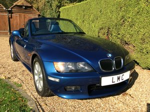 2000 BMW Z3 2.0 6 Cylinder Petrol, 5 Speed Manual, Individual SOLD