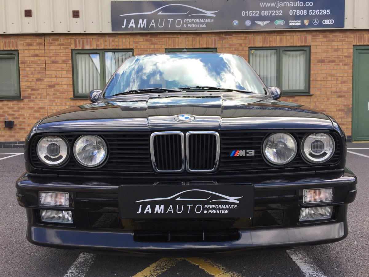 1987 M3 Amazing History Original  For Sale (picture 1 of 6)