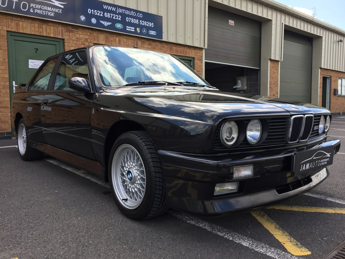 1987 M3 Amazing History Original  For Sale (picture 2 of 6)