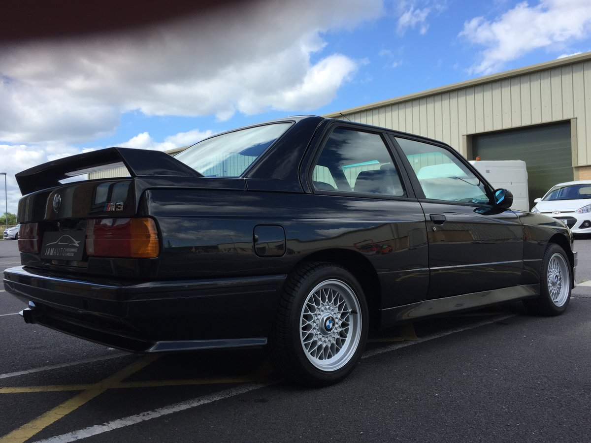 1987 M3 Amazing History Original  For Sale (picture 4 of 6)