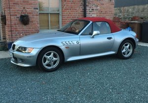 1998 BMW Z3 2.8 Roadster For Sale by Auction