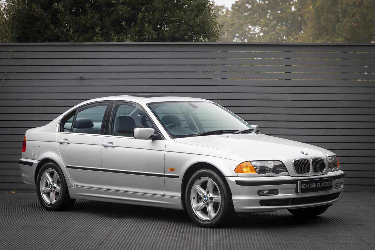 1999 BMW 328i SE Auto (E46)  For Sale (picture 1 of 21)