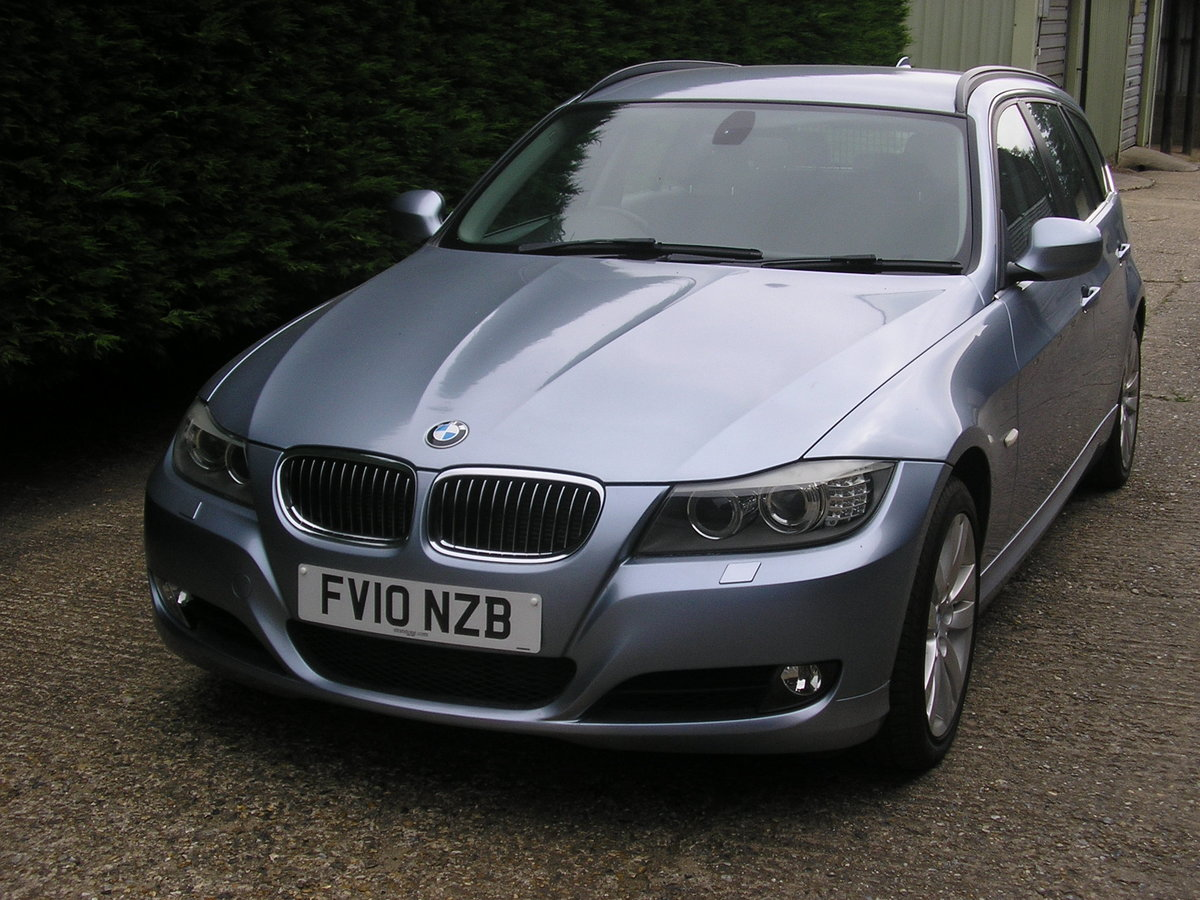 2010 BMW 3 Series 3 Facelift 330d SE Touring Estate Auto For Sale (picture 1 of 6)