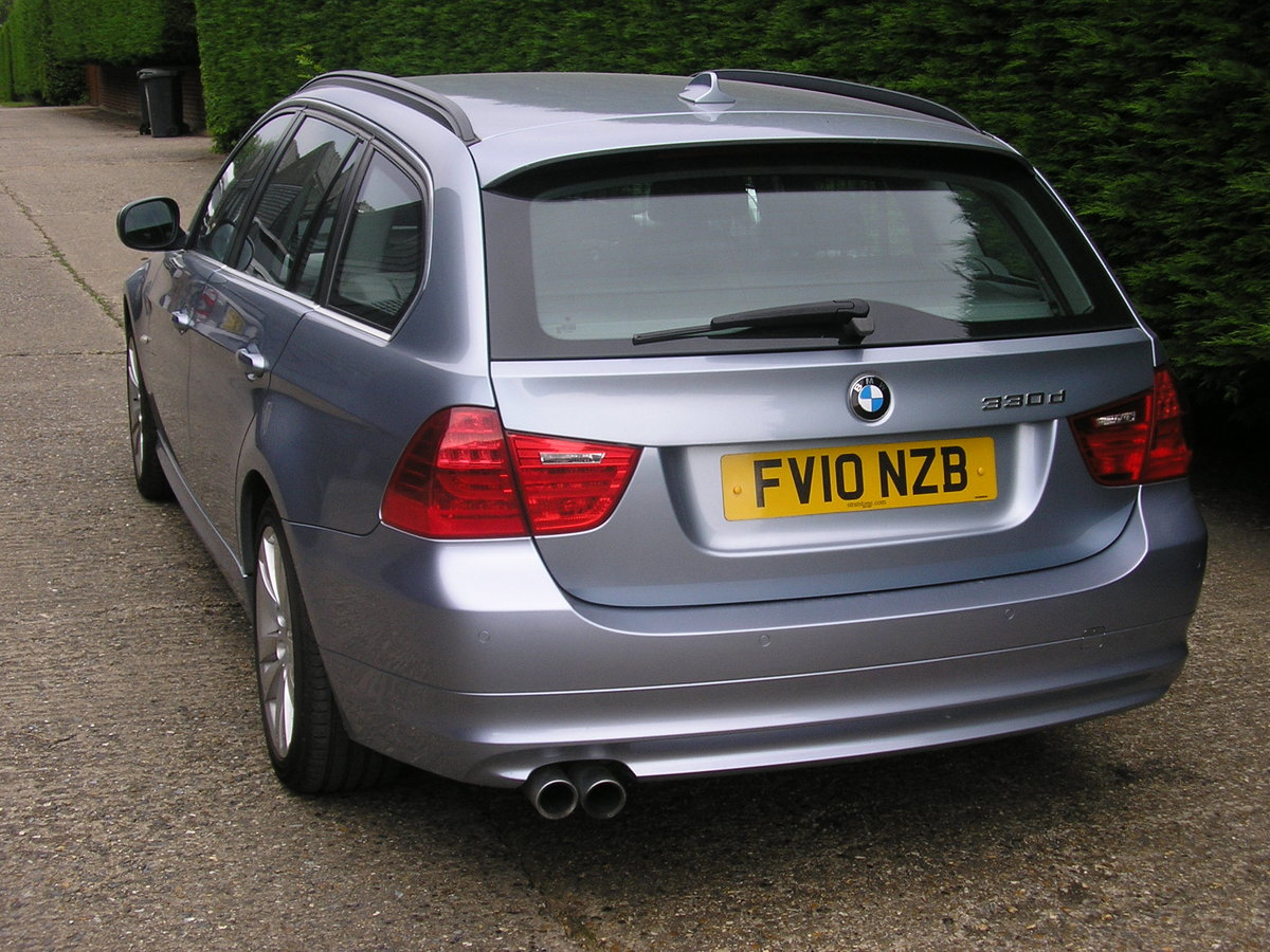 2010 BMW 3 Series 3 Facelift 330d SE Touring Estate Auto For Sale (picture 4 of 6)