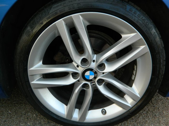 2016/16 BMW 1 SERIES 118i M SPORT STEP AUTO 21864 MILES For Sale (picture 5 of 6)
